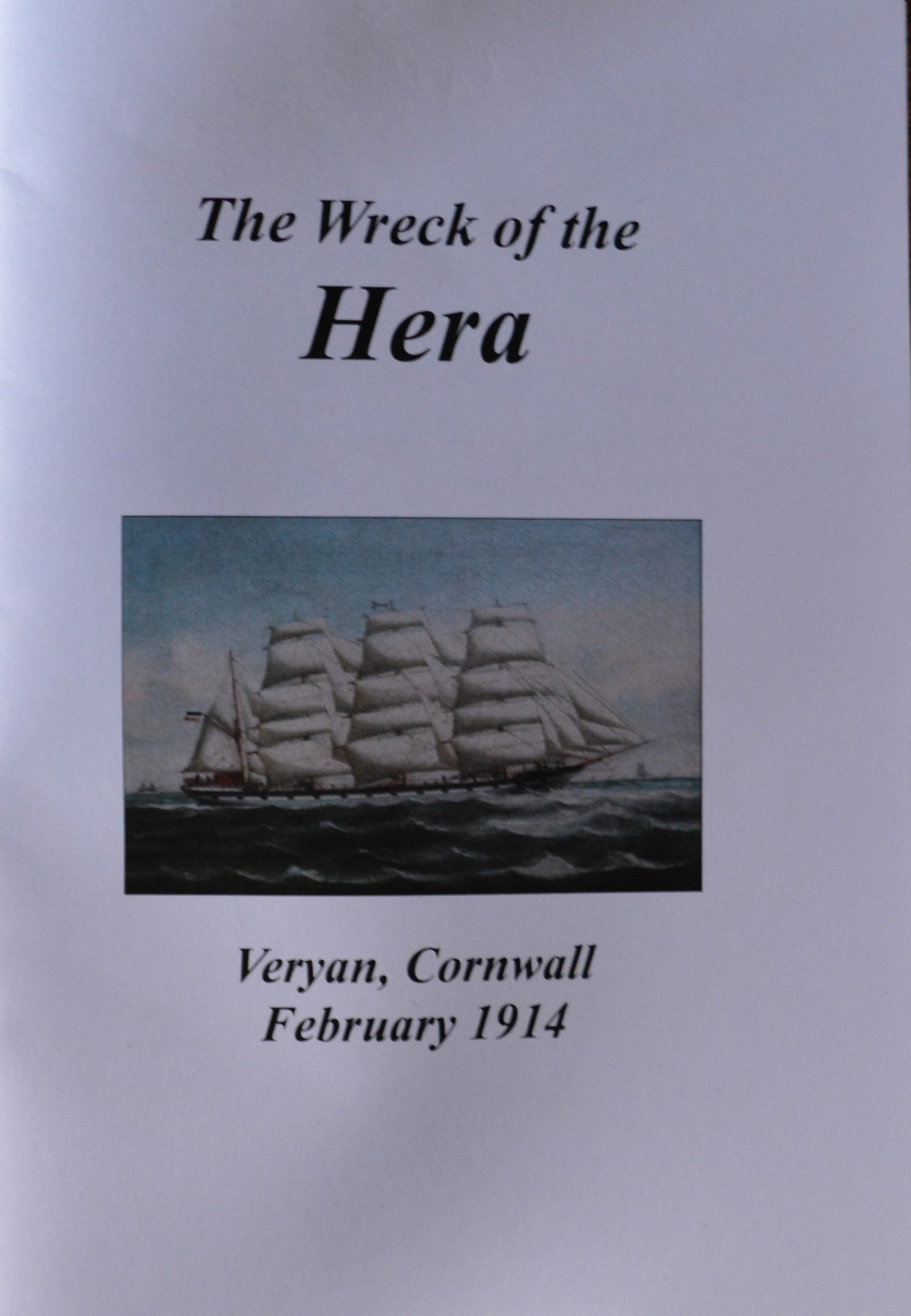 Wreck of the Hera